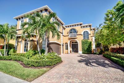 Delray Beach Single Family Home For Sale: 6221 Via Venetia