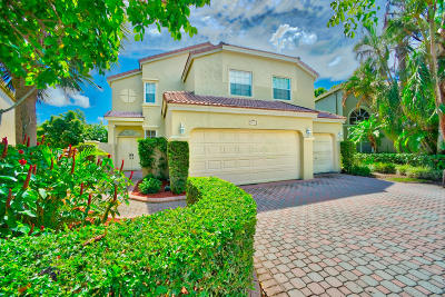 West Palm Beach Single Family Home For Sale: 2066 Chagall Circle