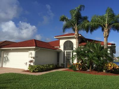 Boynton Beach Single Family Home For Sale: 8317 Marsala Way