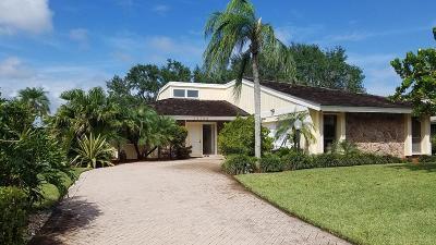 Broward County, Miami-Dade County, Palm Beach County Single Family Home For Sale: 13768 Sand Crane Drive
