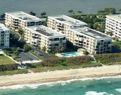 Palm Beach Condo For Sale: 3200 S Ocean Boulevard #C103