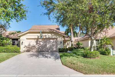 Jupiter Single Family Home For Sale: 115 Landward Drive
