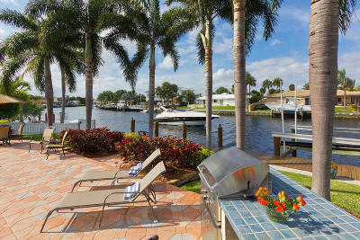 Pompano Beach Single Family Home For Sale: 871 SE 7 Avenue