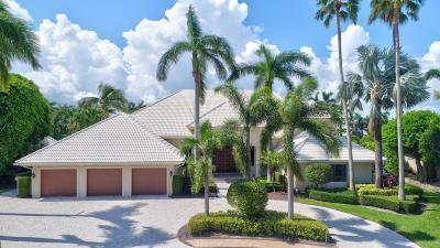 Boca Raton Single Family Home For Sale: 17151 Mandylynn Court