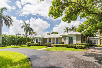 Delray Beach Single Family Home For Sale: 802 Swinton Avenue