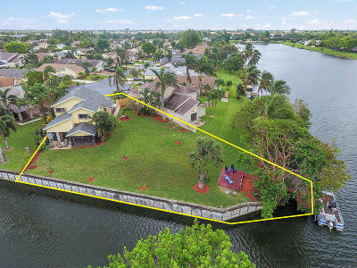 Delray Beach Single Family Home For Sale: 1200 NW 20th Avenue