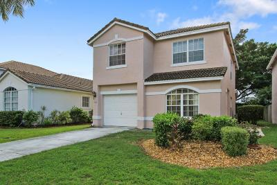 Lake Worth Single Family Home For Sale: 7195 Vaca Key Way
