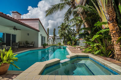 Boca Raton Single Family Home For Sale: 263 NW 69th Street