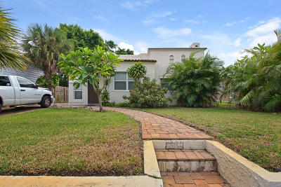 West Palm Beach Single Family Home For Sale: 830 Valley Forge Road