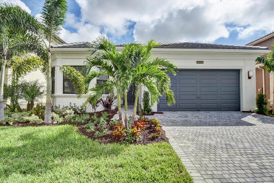 Delray Beach Single Family Home For Sale: 16394 Pantheon Pass