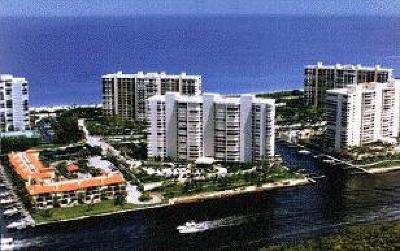 Boca Raton Condo Sold: 4301 Ocean Boulevard #A1403