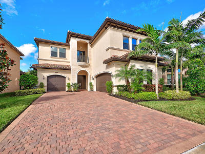 Delray Beach Single Family Home For Sale: 8205 Banpo Bridge Way