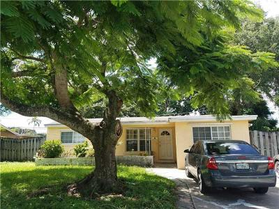 Fort Lauderdale FL Single Family Home For Sale: $289,900