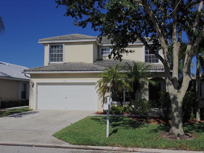 Lake Worth Single Family Home For Sale: 6797 Hendry Drive