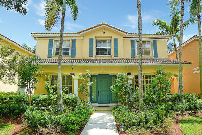 Delray Beach Single Family Home For Sale: 1539 Fenton Drive