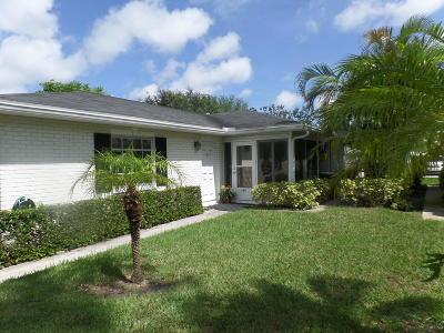 Boynton Beach Single Family Home For Sale: 10150 41st Trail S #194