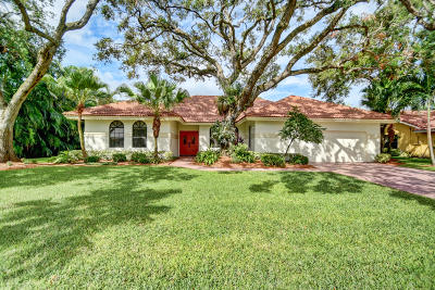 Delray Beach Single Family Home Contingent: 3615 SW 24th Lane