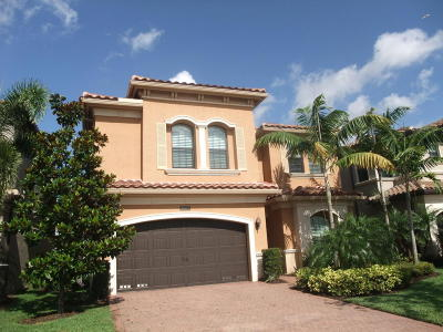 Delray Beach Single Family Home For Sale: 16837 Bridge Crossing Circle