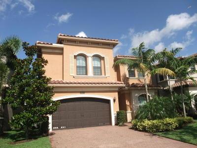 Delray Beach Single Family Home For Sale: 16837 Bridge Crossing Circle