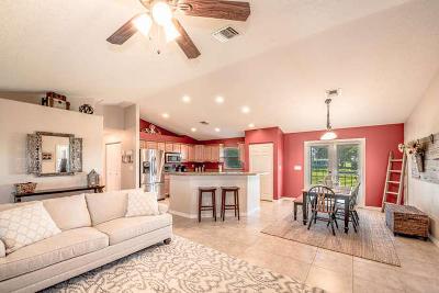 Okeechobee Single Family Home Contingent: 668 SW SW 86th Terrace