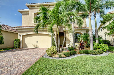 Delray Beach Single Family Home For Sale: 16574 Gateway Bridge Drive