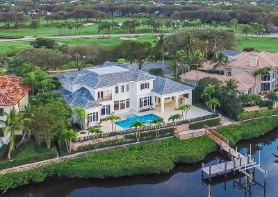Broward County, Miami-Dade County, Palm Beach County Single Family Home For Sale: 109 Schooner Lane