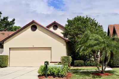 Palm Beach Gardens Single Family Home For Sale: 15 Ironwood Way