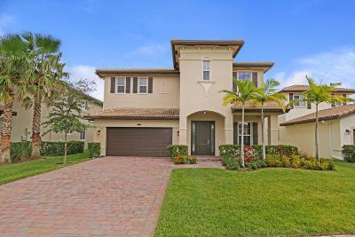 Lake Worth Single Family Home For Sale: 7116 Damita Drive
