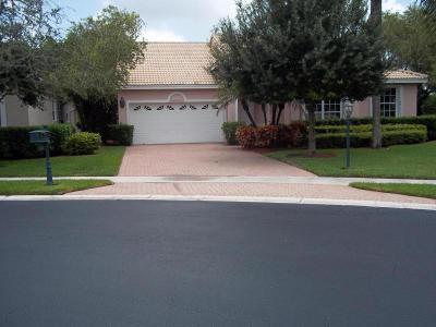 Boca Raton Single Family Home For Sale: 23346 Torre Circle