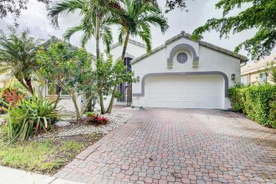 Boynton Beach Single Family Home For Sale: 10398 Copper Lake Drive