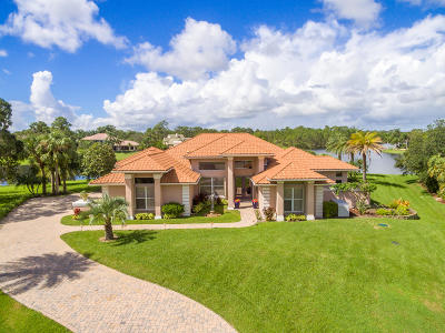 Port Saint Lucie Single Family Home For Sale: 11167 Lands End Chase