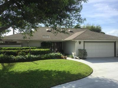 Hobe Sound Single Family Home For Sale: 6994 SE Bunker Hill Drive