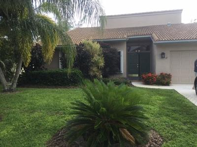 Boca Raton Single Family Home For Sale: 228 NW 69th Street