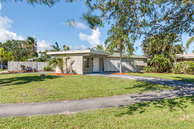 Fort Lauderdale Single Family Home For Sale: 2145 NE 62nd Street