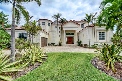 Broward County, Palm Beach County Single Family Home For Sale: 81 Island Drive S