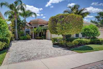 Palm Beach Gardens Single Family Home For Sale: 216 Porto Vecchio Way