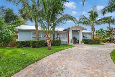 Jupiter Single Family Home For Sale: 908 Penn Trail