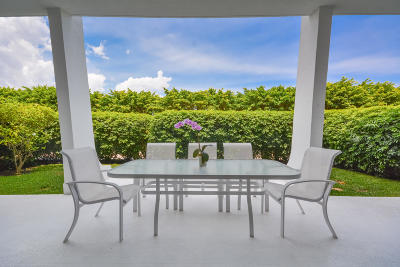 Palm Beach Condo Sold: 2275 S Ocean Boulevard #107a