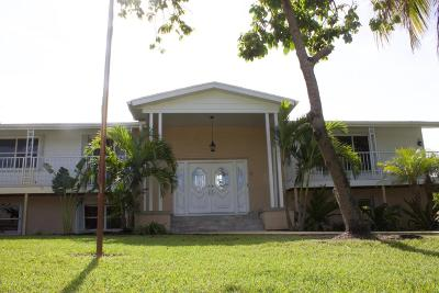 Jupiter Single Family Home For Sale: 309 Country Club Drive