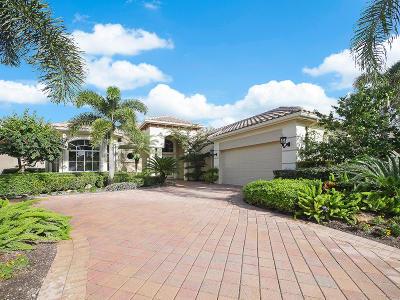 Palm Beach Gardens Single Family Home For Sale: 110 Vintage Isle Lane