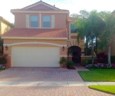 Palm Beach Gardens Single Family Home For Sale: 127 Isle Verde Way