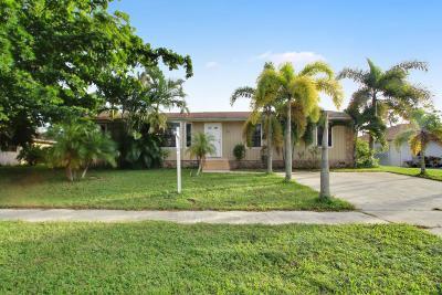 Royal Palm Beach Single Family Home For Sale: 127 Bilbao Street