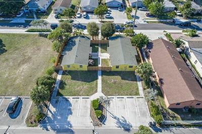 Delray Beach Multi Family Home For Sale: 125 SW 12th Avenue