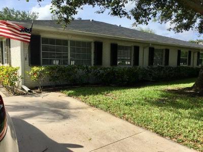 boynton beach Single Family Home For Sale: 10135 S 45th Trail #471