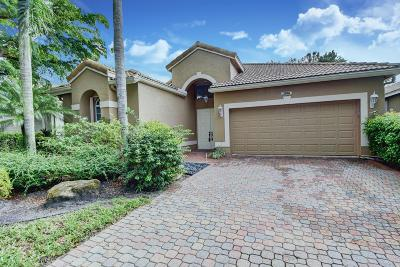 Boynton Beach Single Family Home For Sale: 10366 Copper Lake Drive