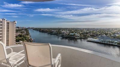 Coastal House Condo For Sale: 2200 S Ocean Boulevard #1003