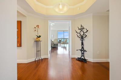 Palm Beach Gardens Condo For Sale: 3630 Gardens Parkway #801c