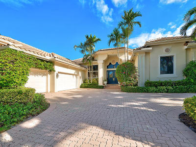 Ballenisles Single Family Home For Sale: 26 Saint James Drive