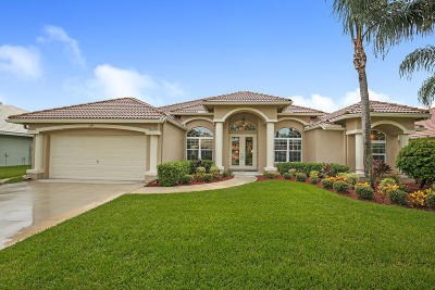 Royal Palm Beach Single Family Home For Sale: 119 Pepper Tree Cres