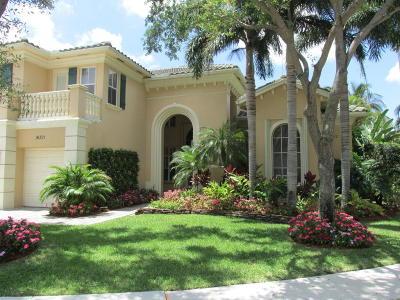 Delray Beach Single Family Home For Sale: 16371 Via Fontana